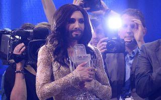 Conchita Wurst va cânta în faţa Parlamentului European