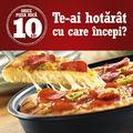 Toamna începe cu oferte noi la Pizza Hut