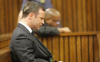 Procesul Pistorius: Sportivul, declarat vinovat de omor din culpă