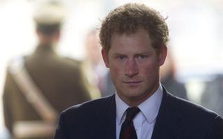 Prinţul Harry, implicat într-un accident