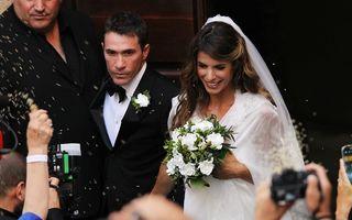 Fosta iubită a lui George Clooney s-a măritat în weekendul în care el s-a însurat