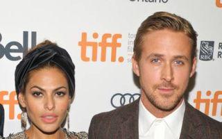 Eva Mendes şi Ryan Gosling au o fetiță