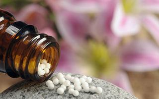 Medicamente homeopate: Ce să iei când eşti răcită şi ai infecţii respiratorii