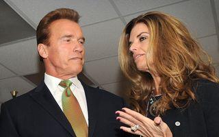 Divorţul lui Schwarzenegger, finalizat în decembrie