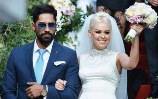 Connect-R și Misha s-au cununat religios: Imagini de la nuntă