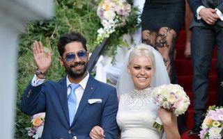 Cum se îmbracă vedetele la propria nuntă? Ţinutele mirilor!