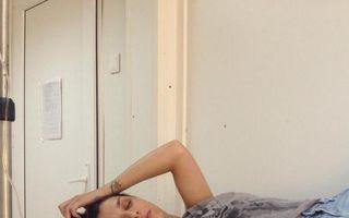 Sorana, de urgenţă la spital: Medicii i-au pus perfuzii