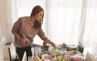Andreea Raicu gătește eco