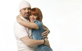 Horia Brenciu s-a cununat religios, după 8 ani de relaţie