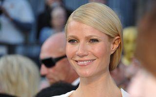 Gwyneth Paltrow a petrecut cu Chris Martin