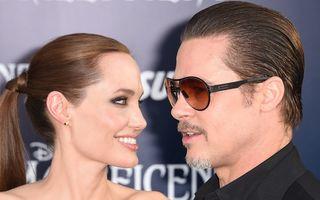 Angelina Jolie i-a luat ceas de 2,5 milioane de euro lui Brad Pitt