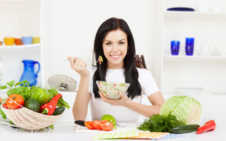 3 meniuri de 1200 de calorii cu 3 mese pe zi. Slăbeşte mâncând!