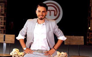 """Interviu exclusiv. Florin Scripcă, un adevărat MasterChef în propria bucătărie: """"Suntem trei fraţi, toţi bucătari"""""""