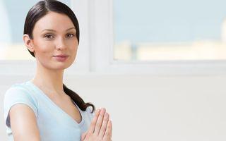 Video: 5 trucuri ca să te ţii de yoga. Exerciţii care-ţi modelează corpul