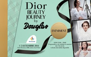 Dior Beauty Journey by Douglas