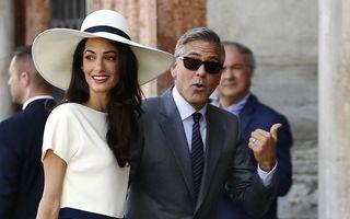 George Clooney şi Amal Alamuddin, lună de miere în Seychelles