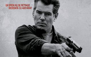 """Pierce Brosnan revine din 10 octombrie în """"Nume de Cod: Spionul de noiembrie"""""""