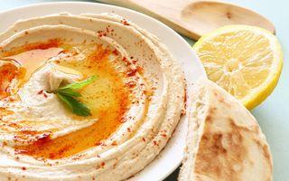 Reţete sănătoase: 5 pateuri vegetariene fără grăsimi saturate