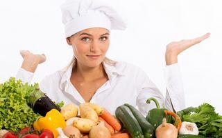 Studiu: Mâncarea sănătoasă, de trei ori mai scumpă decât cea nesănătoasă
