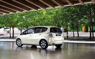 Honda Jazz Hybrid, primul hibrid de clasă B lansat în lume, este disponibil din această toamnă şi în România