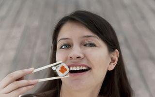 De ce este bine să mănânci sushi