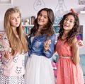 Fiica Andreei Esca intră în televiziune: Va fi gazda unei emisiuni pentru copii