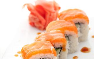 Sushi: Un fel de mâncare japonez care face minuni pentru sănătate