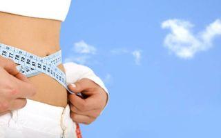 Scăderea rapidă în greutate, la fel de eficientă ca şi slăbitul lent