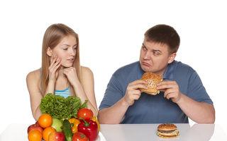 Cum să-ţi convingi iubitul să mănânce sănătos? 6 trucuri