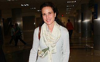 Andie MacDowell, o alegere curajoasă: Cum arată actrița, fără machiaj, la 56 de ani