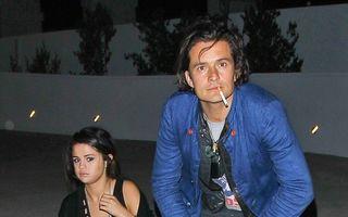 Un cuplu secret: Selena Gomez și Orlando Bloom, prinși împreună de paparazzi