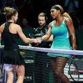 """Serena Williams: """"Simona Halep a jucat extraordinar. Abia aştept următoarea întâlnire, mă voi antrena special pentru ea"""""""