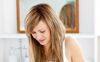 Gastroenterita: Primele simptome şi cum te tratezi
