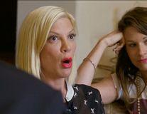 Ora adevărului: Momentul în care Tori Spelling o vede pentru prima oară pe amanta soțului