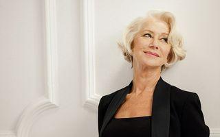 O adevărată doamnă: La 69 de ani, Helen Mirren are căutare în industria cosmetică