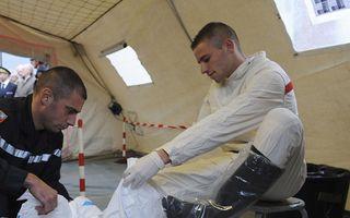 Alertă: Un bărbat suspect de Ebola, spitalizat de urgență în București