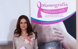 INTERVIU. Raluca Lăzăruţ, promotor al unei campanii de prevenire a cancerului la sân
