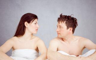 Sex. 5 poziţii de încercat dacă ai un partener mai puţin dotat