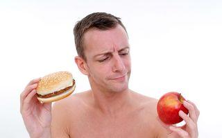 Dietele bogate în grăsimi, zahăr şi sare, dezastru la nivel genetic