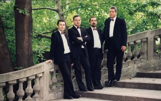 VOCES – cvartetul cu cea mai lungă tradiţie în România, în concert 100% HAYDN!
