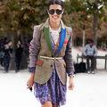 Modă. Cum să porţi rochiile de vară în sezonul rece. 35 de stiluri pe care să le încerci