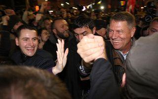 Alegeri prezidențiale, turul II: Klaus Iohannis este noul președinte al României