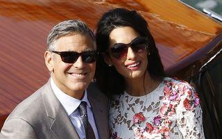 George Clooney şi Amal Alamuddin vor să adopte un copil