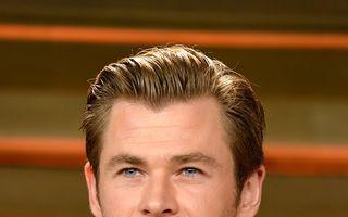 Chris Hemsworth, cel mai sexy bărbat în viaţă