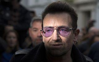 Accidentul de bicicletă al lui Bono: Terapie intensivă, trei plăci metalice şi 18 şuruburi