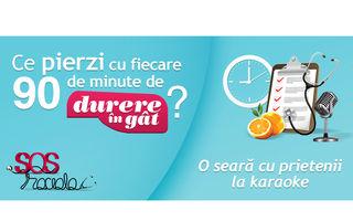 Salvează timp cu ajutorul SOS Raceala!