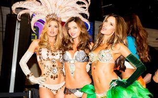 """Cum să arăţi ca un """"înger"""" Victoria's Secret. Ce exerciţii fac supermodelele?"""