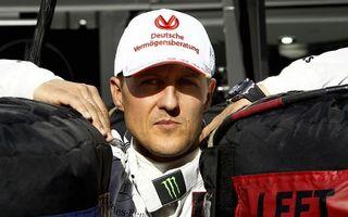 """Michael Schumacher, în continuare în stare gravă: """"E paralizat şi nu poate vorbi"""""""