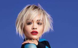 Rita Ora, designer de haine. Cântăreaţa propune stilul sporty-chic!