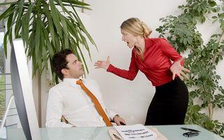 Femeile cu funcţii de conducere, mai deprimate decât bărbaţii cu poziţii similare